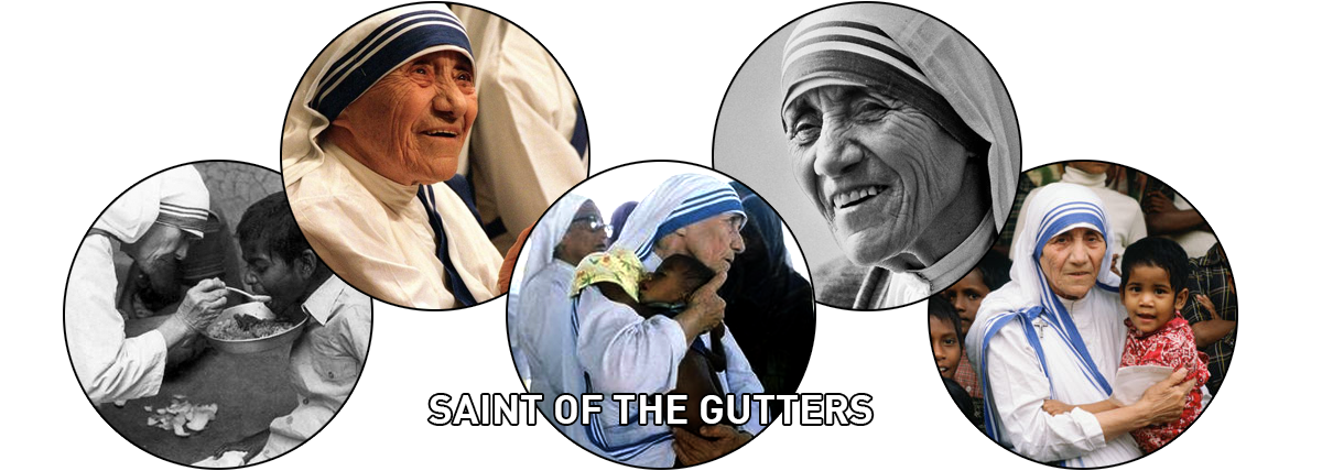 Essays about mother teresa life